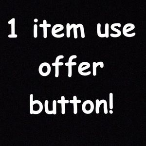 One item use offer button.